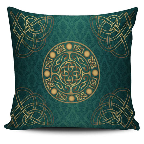 Celtic Pillow Covers 01 Q1 Pillows
