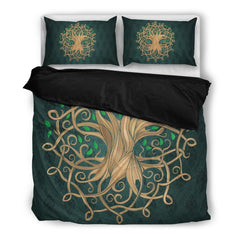 Luxurious Celtic Tree Bedding Set A9