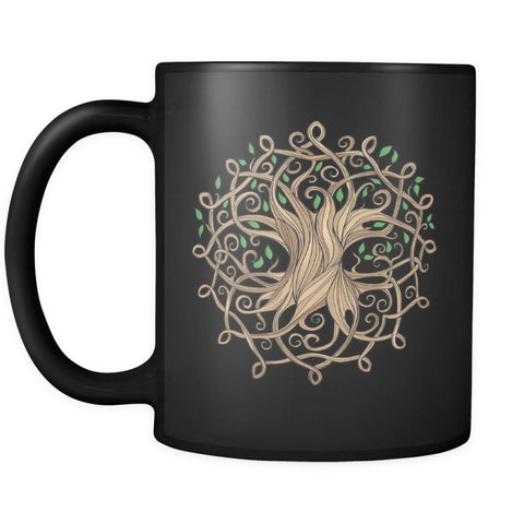 Celtic Tree Mug Q1 Drinkwares
