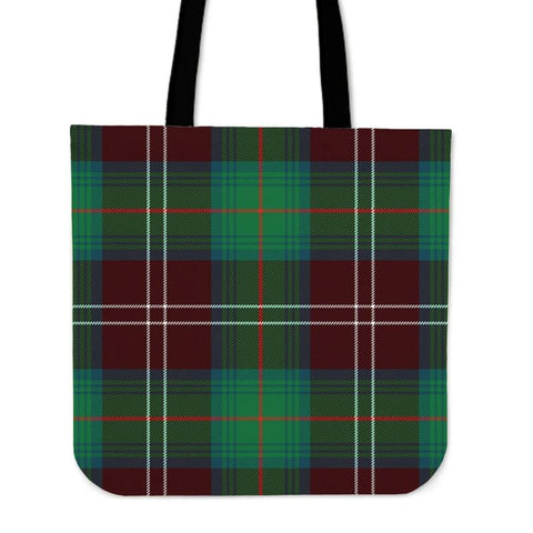 Chisholm Hunting Ancient Tartan Tote Bags