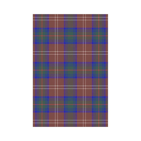 Chisholm Hunting Modern Tartan Flag K7 |Home Decor| 1sttheworld