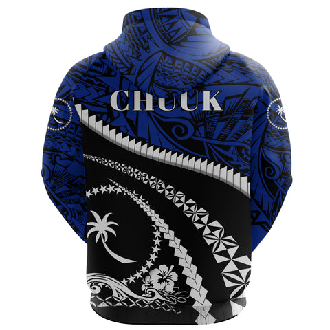 Image of Chuuk Zip Up Hoodie - Road to Hometown K8