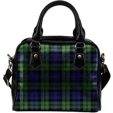 Clan Campbell Tartan Shoulder Handbag - Bn Handbags