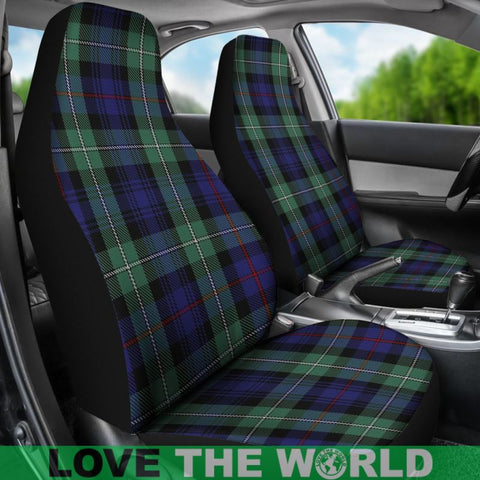 Image of Clan Mackenzie Tartan Car Seat Cover Nl25