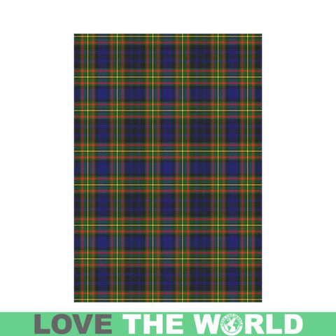 Clelland Modern Tartan Flag K7 |Home Decor| 1sttheworld