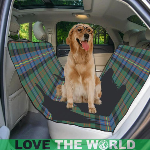 Cochrane Ancient Scottie Tartan Pet Car Seat Dt8 Seats