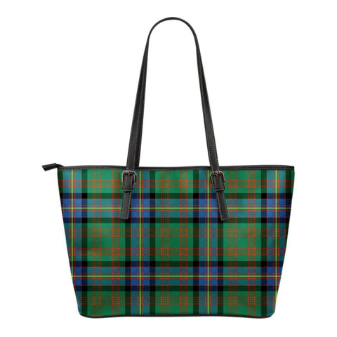 Cochrane Ancient  Tartan Handbag - Tartan Small Leather Tote Bag Nn5 |Bags| Love The World