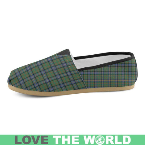 Cochrane Ancient Tartan Womens Casual Shoes C29