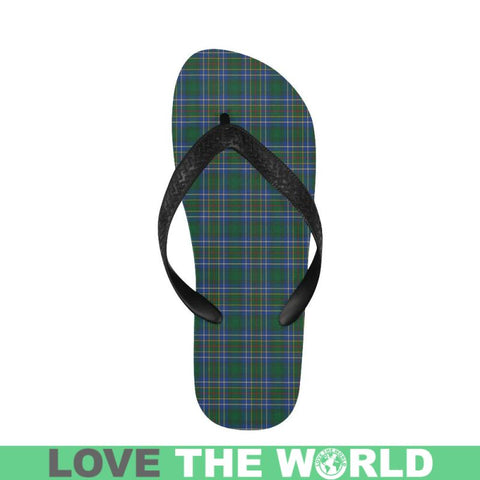 Cockburn Ancient Tartan Flip Flops For Men/women S9 Unisex