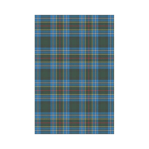 Cockburn Modern Tartan Flag K7 |Home Decor| 1sttheworld