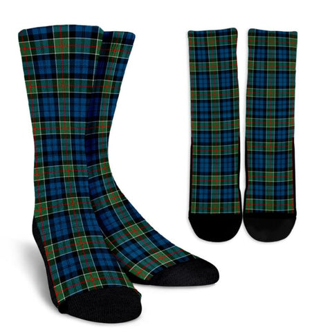 Colquhoun Ancient Tartan Socks, scotland socks, scottish socks, Xmas, Christmas, Gift Christmas, noel, christmas gift, tartan socks, clan socks, crew socks, warm socks