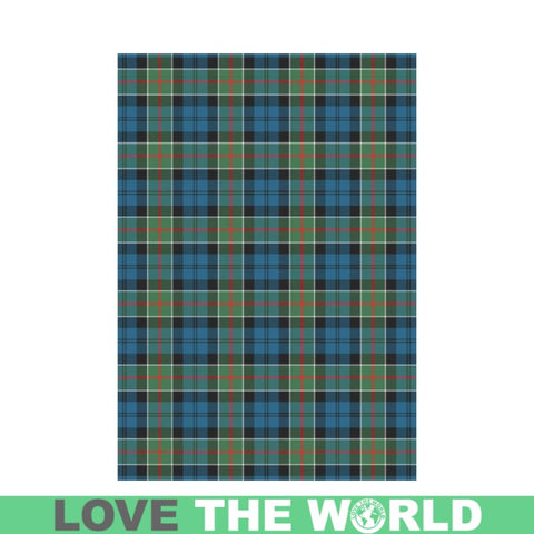 Colquhoun Ancient Tartan Flag K7 |Home Decor| 1sttheworld