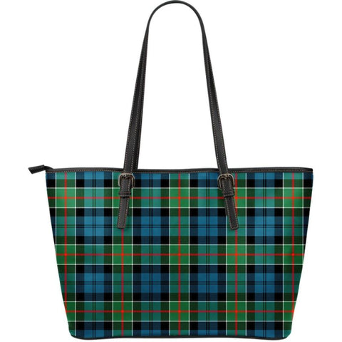 Colquhoun Ancient Tartan Handbag - Large Leather Tartan Bag Th8 |Bags| Love The World