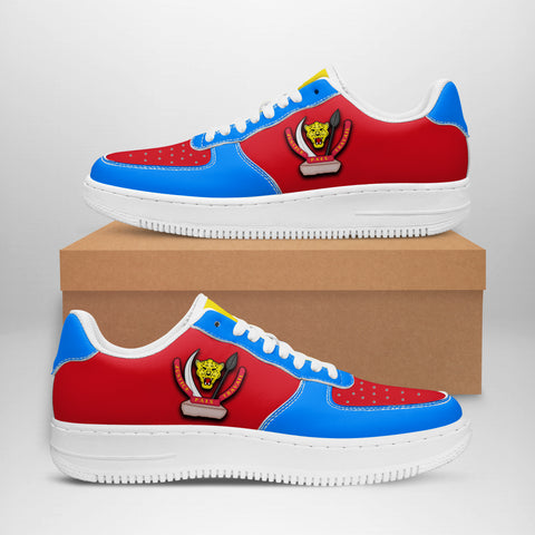 Democratic Republic Of The Congo Sneakers - Like Air Force 1 (Women/Men) | Fast Shipping | High Quality