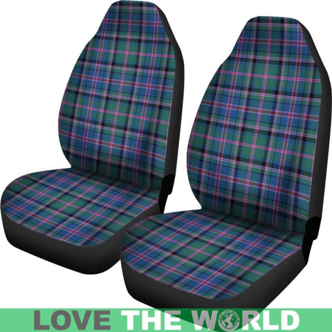 Cooper Ancient Tartan Car Seat Cover Nl25
