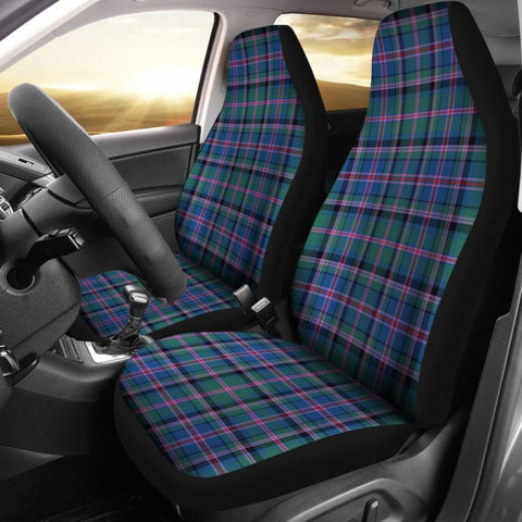 Cooper Ancient Tartan Car Seat Cover