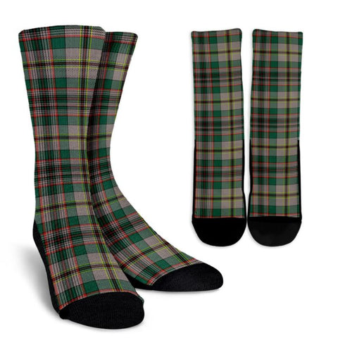 Craig Ancient Tartan Socks, scotland socks, scottish socks, Xmas, Christmas, Gift Christmas, noel, christmas gift, tartan socks, clan socks, crew socks, warm socks