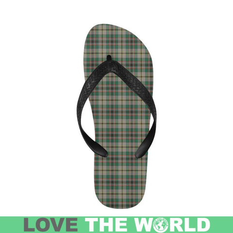 Craig Ancient Tartan Flip Flops For Men/women S9 Unisex