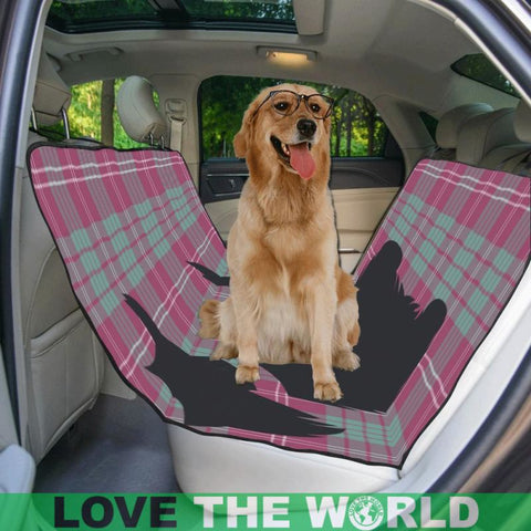 Crawford Ancient Scottie Tartan Pet Car Seat Dt8 Seats