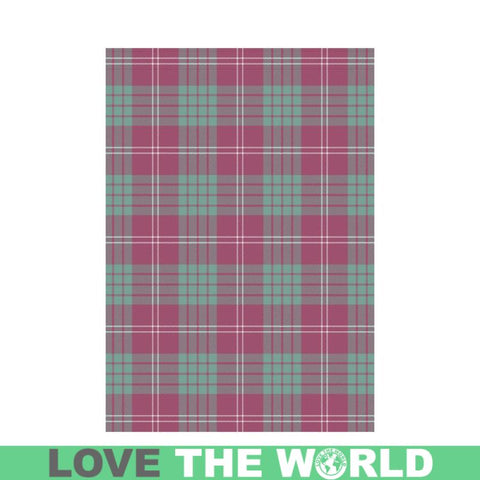 Crawford Ancient Tartan Flag K7 |Home Decor| 1sttheworld