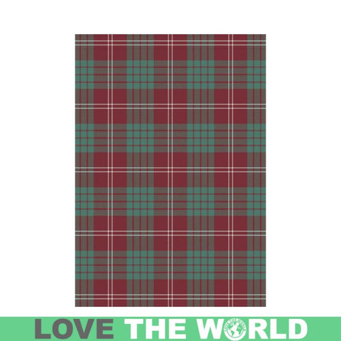 Crawford Modern Tartan Flag K7 |Home Decor| 1sttheworld