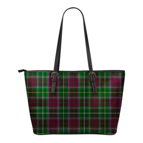 Crosbie  Tartan Handbag - Tartan Small Leather Tote Bag Nn5 |Bags| Love The World