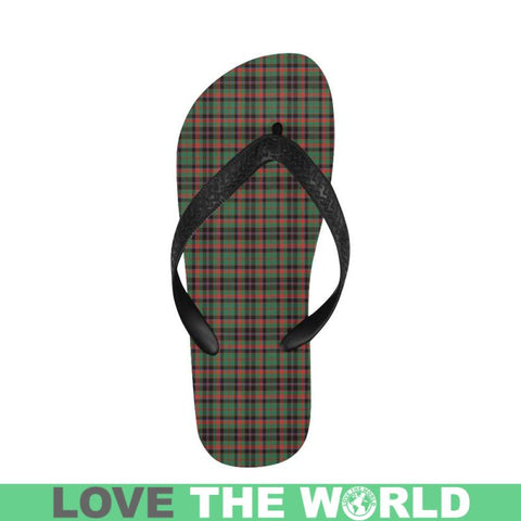 Cumming Hunting Ancient Tartan Flip Flops For Men/women S9 Unisex