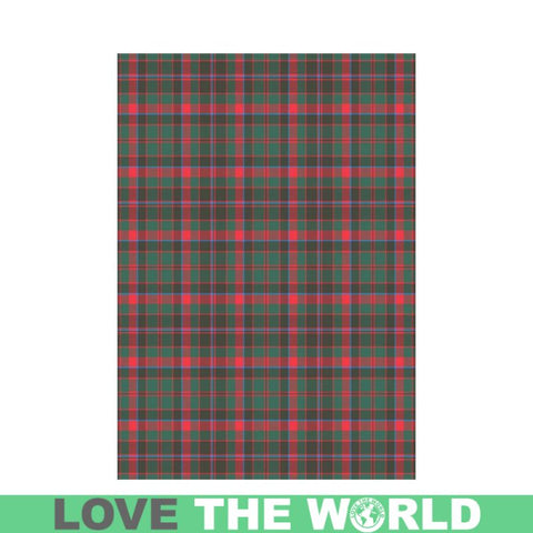 Cumming Hunting Modern Tartan Flag K7 |Home Decor| 1sttheworld