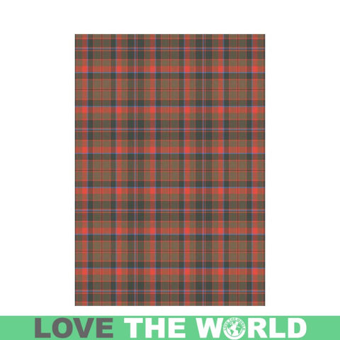Cumming Hunting Weathered Tartan Flag K7 |Home Decor| 1sttheworld