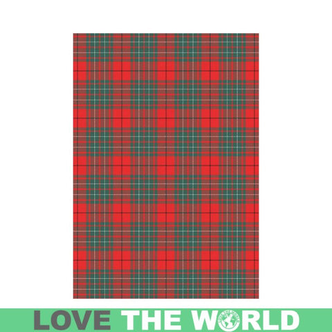 Cumming Modern Tartan Flag K7 |Home Decor| 1sttheworld