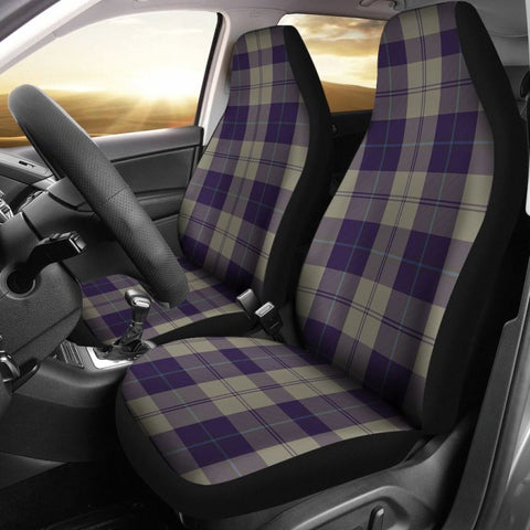 Image of Cunningham Dress Blue Dancers Car Seat Covers