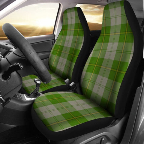 Cunningham Dress Green Dancers Car Seat Covers