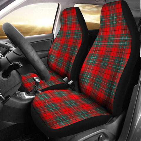 Cunningham Hunting Modern Car Seat Covers