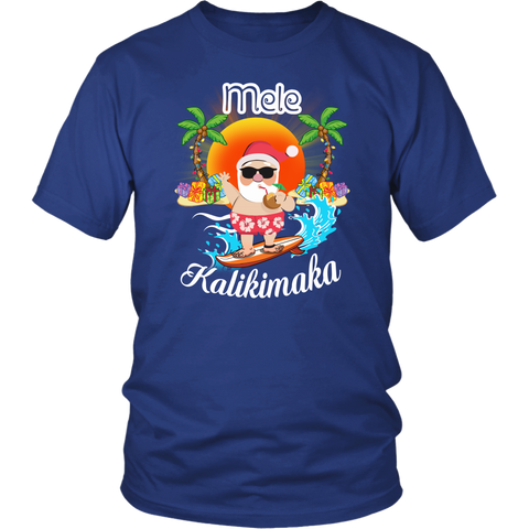Image of Hawaii - Mele Kalikimaka T-shirt