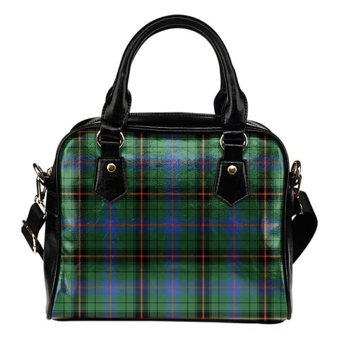 Davidson Ancient Tartan Shoulder Handbag - Bn Handbags