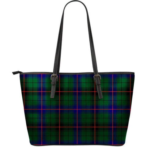 Davidson Modern Tartan Handbag - Large Leather Tartan Bag Th8 |Bags| Love The World