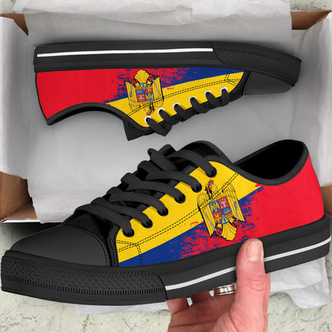 Romania Special Low Top Shoe | Special Design | High Quality