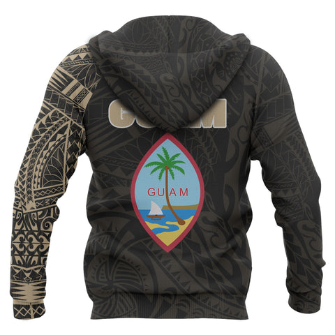 Image of Guam In My Heart Polynesian Hoodie A7
