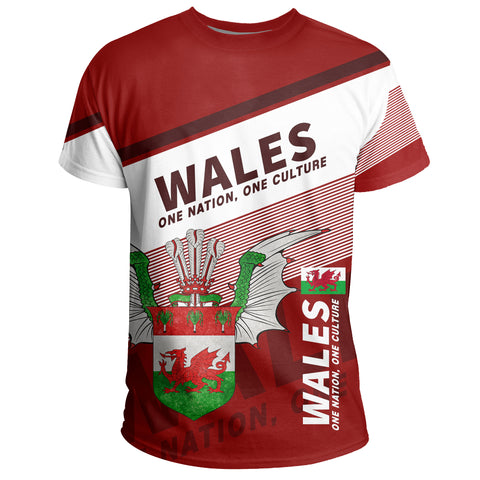 Image of Wales T-shirt