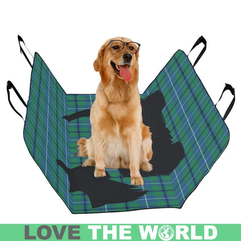 Douglas Ancient Scottie Tartan Pet Car Seat Dt8 Seats