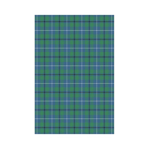 Douglas Ancient Tartan Flag K7 |Home Decor| 1sttheworld