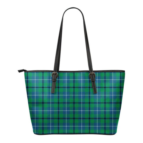 Douglas Ancient  Tartan Handbag - Tartan Small Leather Tote Bag Nn5 |Bags| Love The World