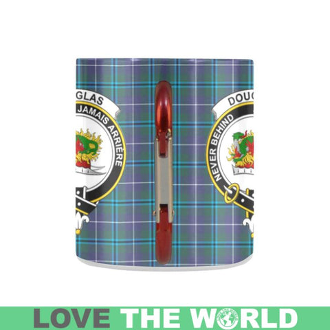 Image of Tartan Mug - Clan Douglas Tartan Insulated Mug A9 | Love The World