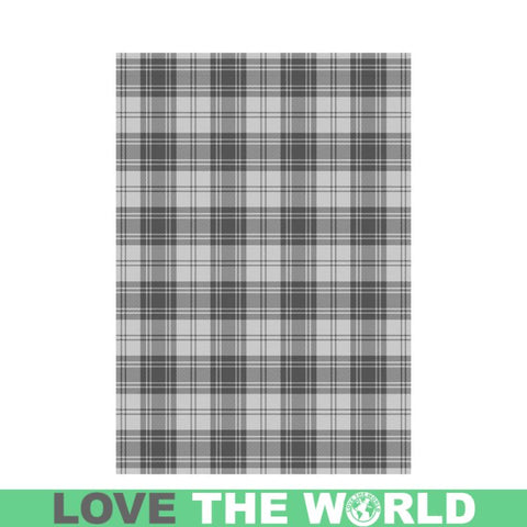 Image of Douglas Grey Modern Tartan Flag K7 |Home Decor| 1sttheworld