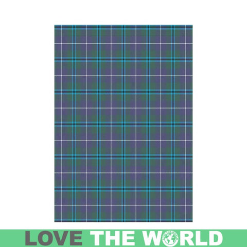 Douglas Modern Tartan Flag K7 |Home Decor| 1sttheworld
