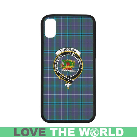 Image of Douglas Tartan Clan Badge Rubber Phone Case Hj4 One Size / Rubber Case For Samsung Galaxy S5 Mini