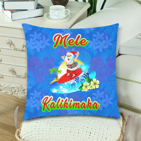 Merry Christmas Hawaii Pillow Case | Special Custom Design