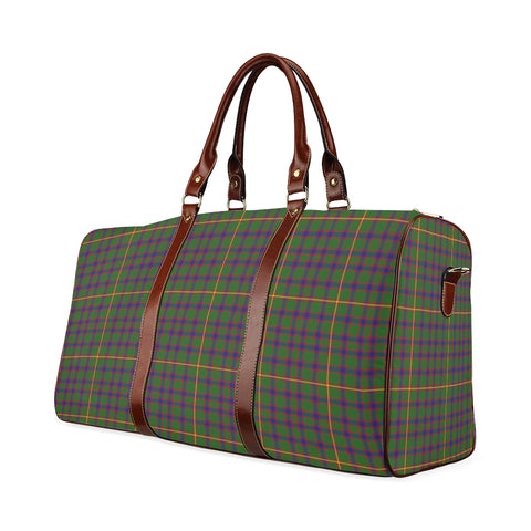 Tartan Travel Bag - Hall | Scottish Travel bag | 1sttheworld