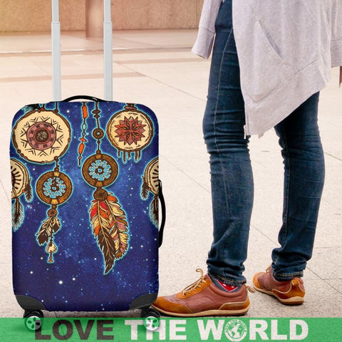 Image of Dreamcatcher 02 Luggage Cover - Bn Covers