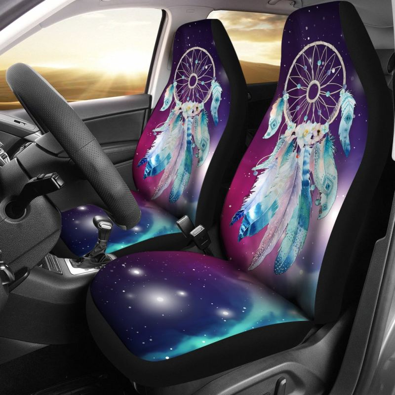Dreamcatcher Car Seat Covers 02 1sttheworld